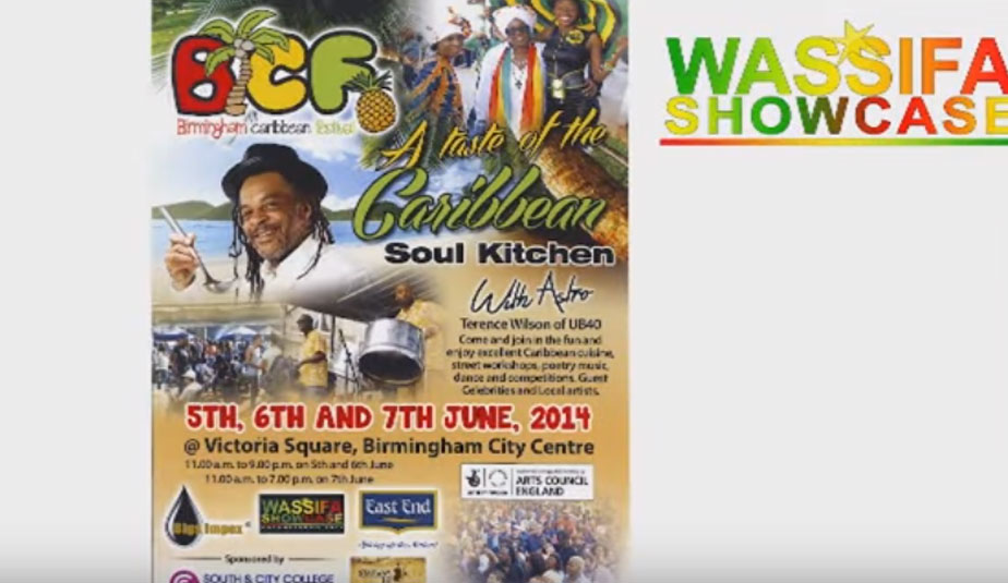 Birmingham Caribbean Festival 2014