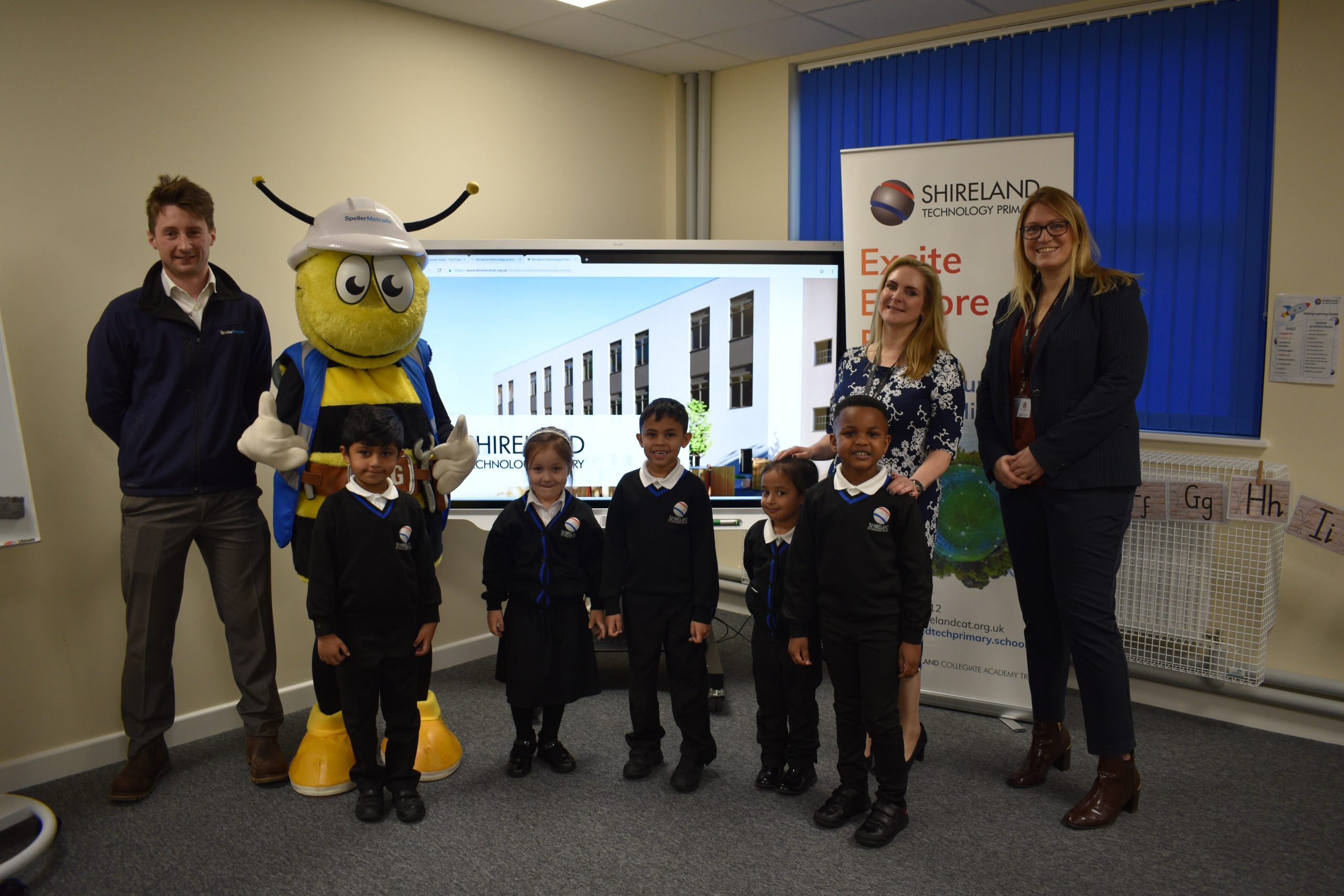Smethwick primary school on track for summer completion