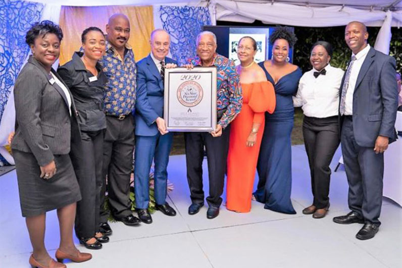 Spice Island Beach Resort Recognised For 7th Year