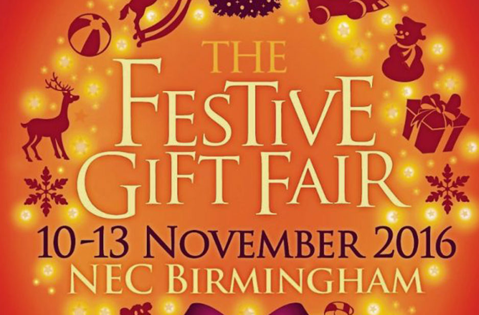 Competition - Win tickets to this years Festive Gift Fair!