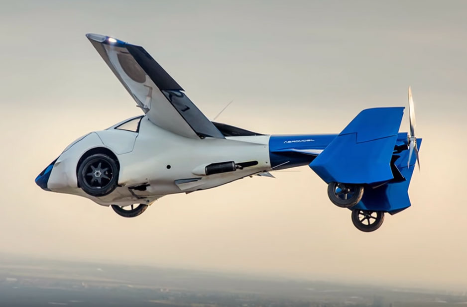 Flying Cars … A Thing Of Science Fiction? Think Again!