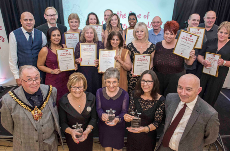 Council gives its thanks to city's fantastic foster carers