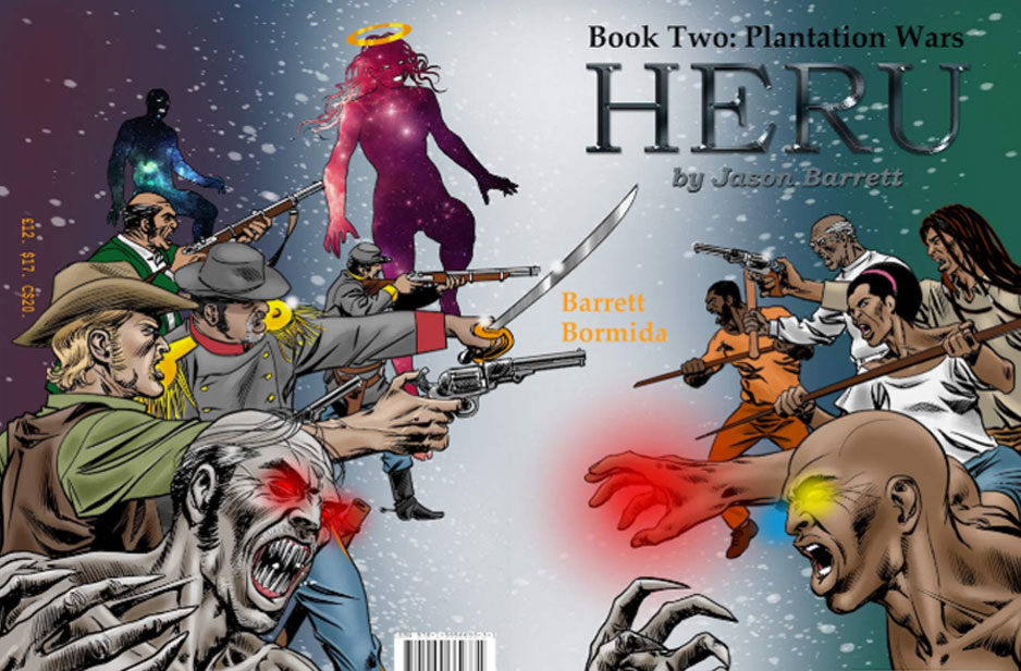 Heru 2 Book - Out Now