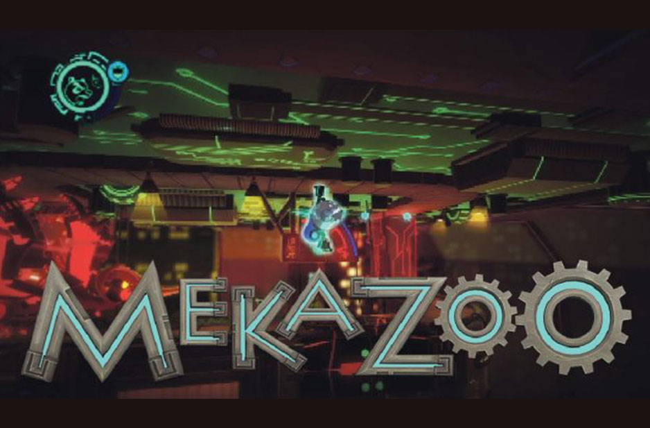 Competition - Win one of 9 codes for Mekazoo! (PC/PS4/XBOne)