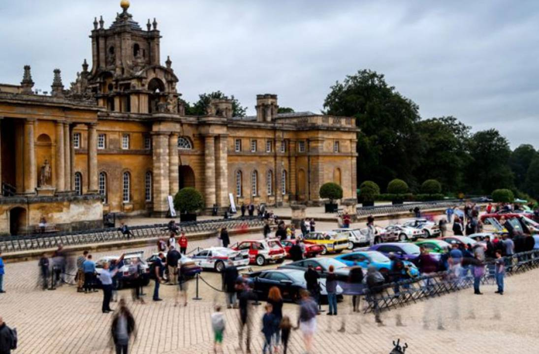 Blenheim Palace Classic & Supercar 2018 Dates Announced