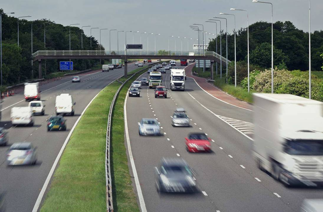 Learner drivers geared up for motorway lessons
