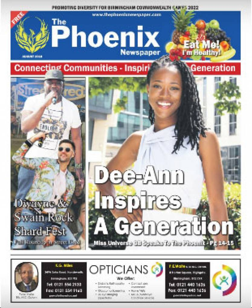 The Phoenix Newspaper – August 2018