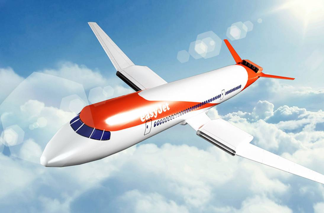 EasyJet's partner Wright Electric begins engine development program for 186 seat electric aircraft