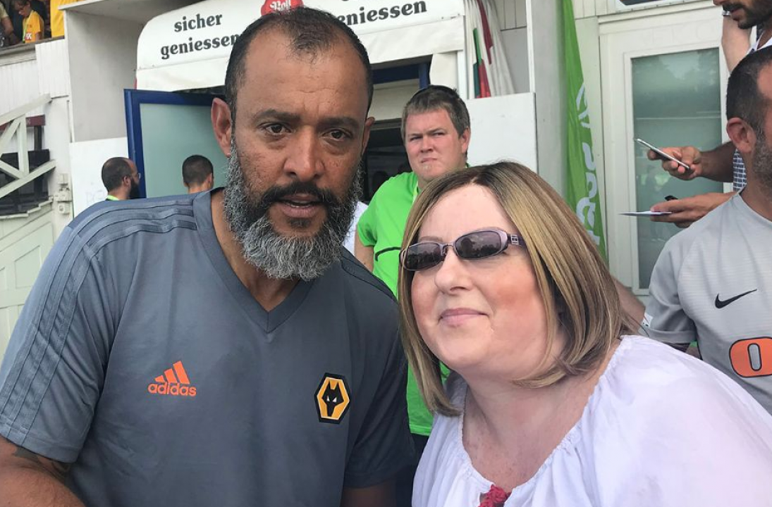 Wolves pack join forces to support one of their own in life-saving cancer treatment bid