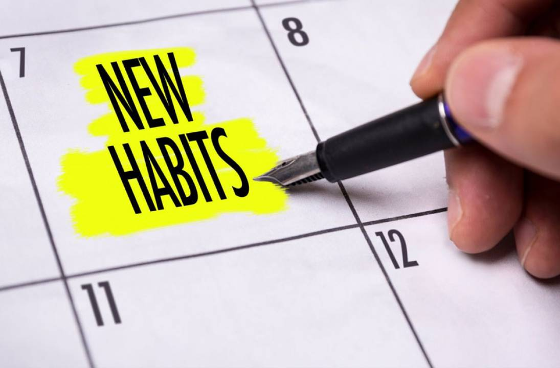 Positive News | Six tips for developing new habits