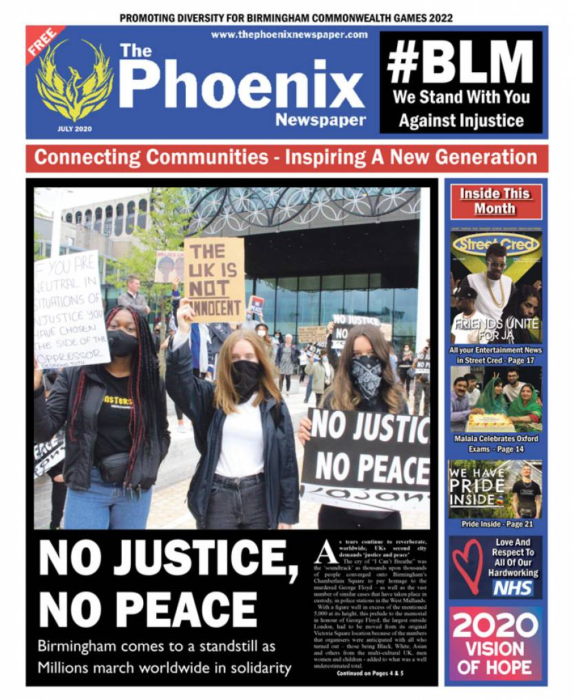 The Phoenix Newspaper – July Edition 2020