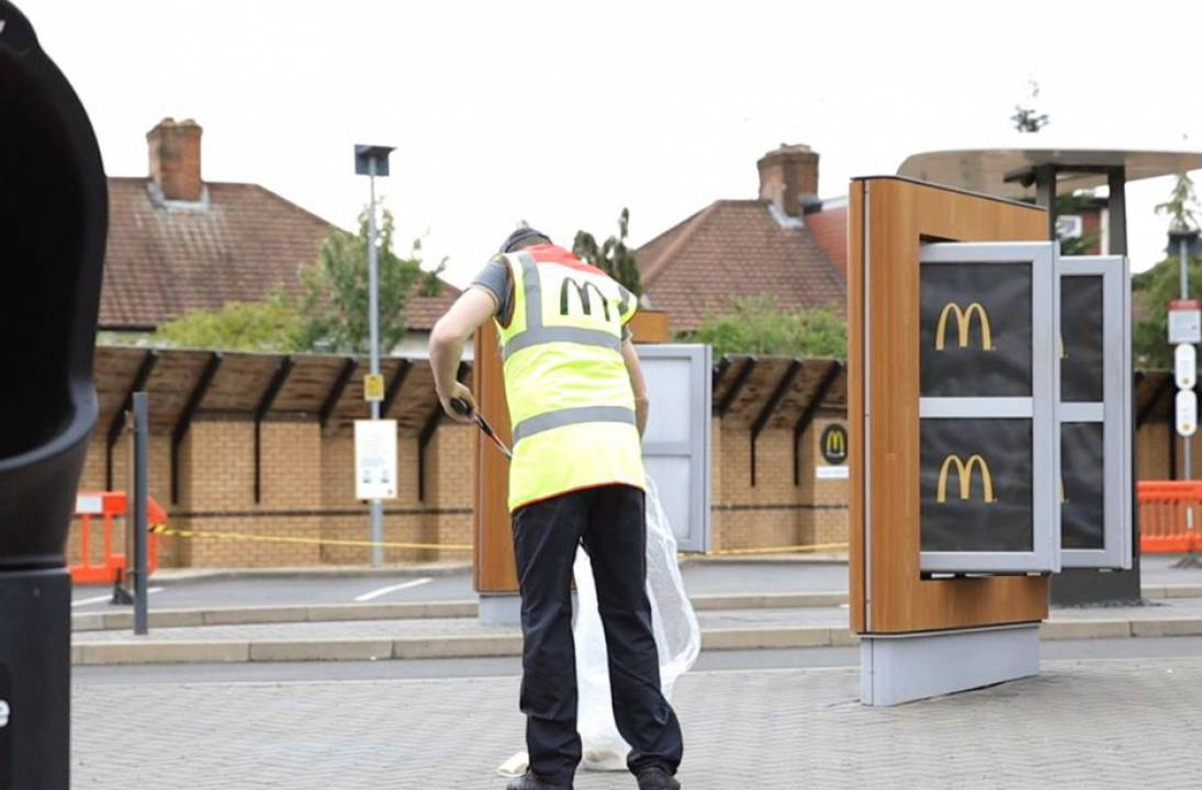 McDonald's survey reveals those responsible and asks them to be accountable