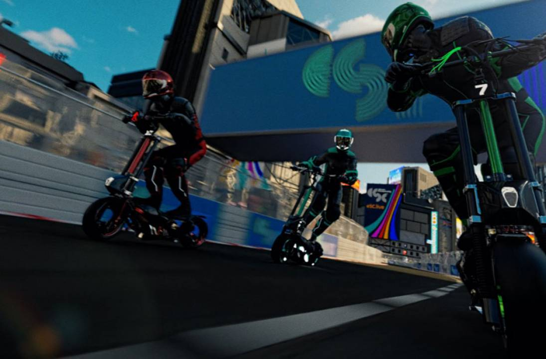 World's first electric scooter championship launched