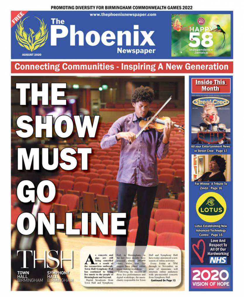 The Phoenix Newspaper – August Edition 2020