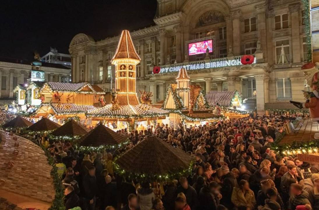 Frankfurt Christmas Market cancelled due to pandemic
