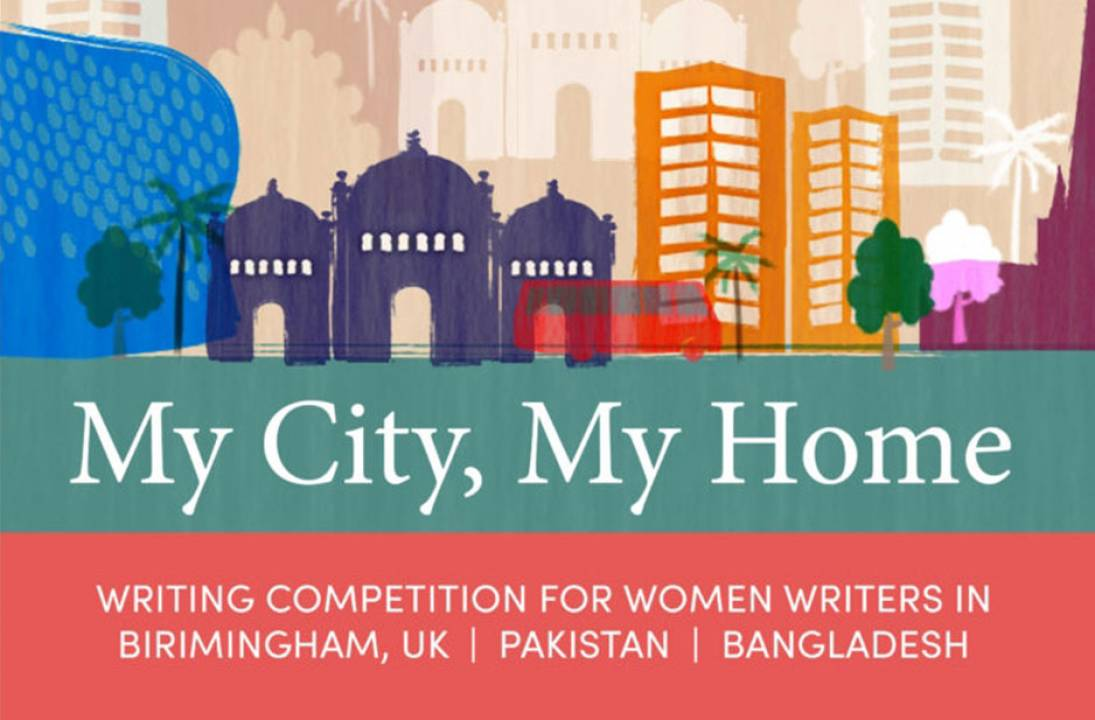 Specially commissioned international writing competition for women and girls from diverse communities launched