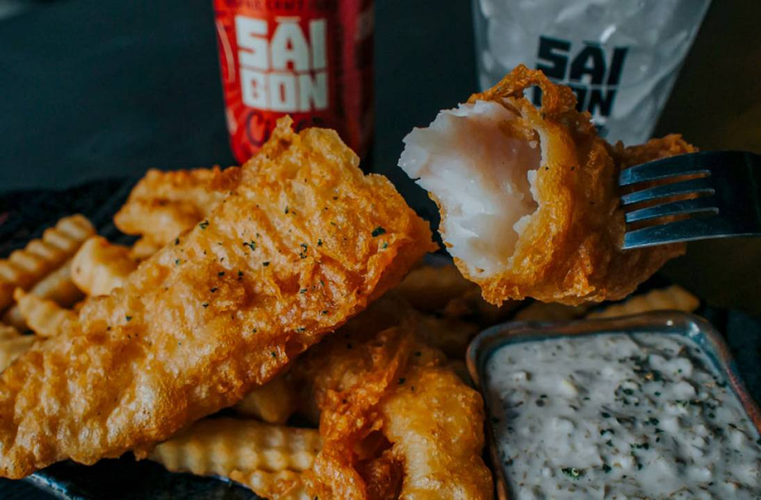 Survey reveals UK's ultimate fish and chip order