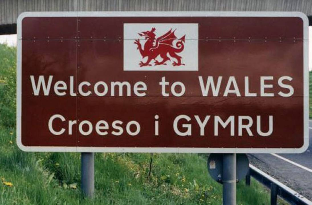 Wales ban people travelling from UK hotspots