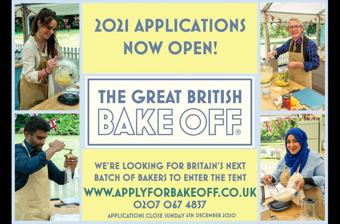 Do You See Yourself In The Great British Bake Off?