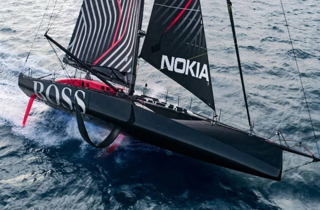 Nokia powering Alex Thomson Racing in the Vendée Globe