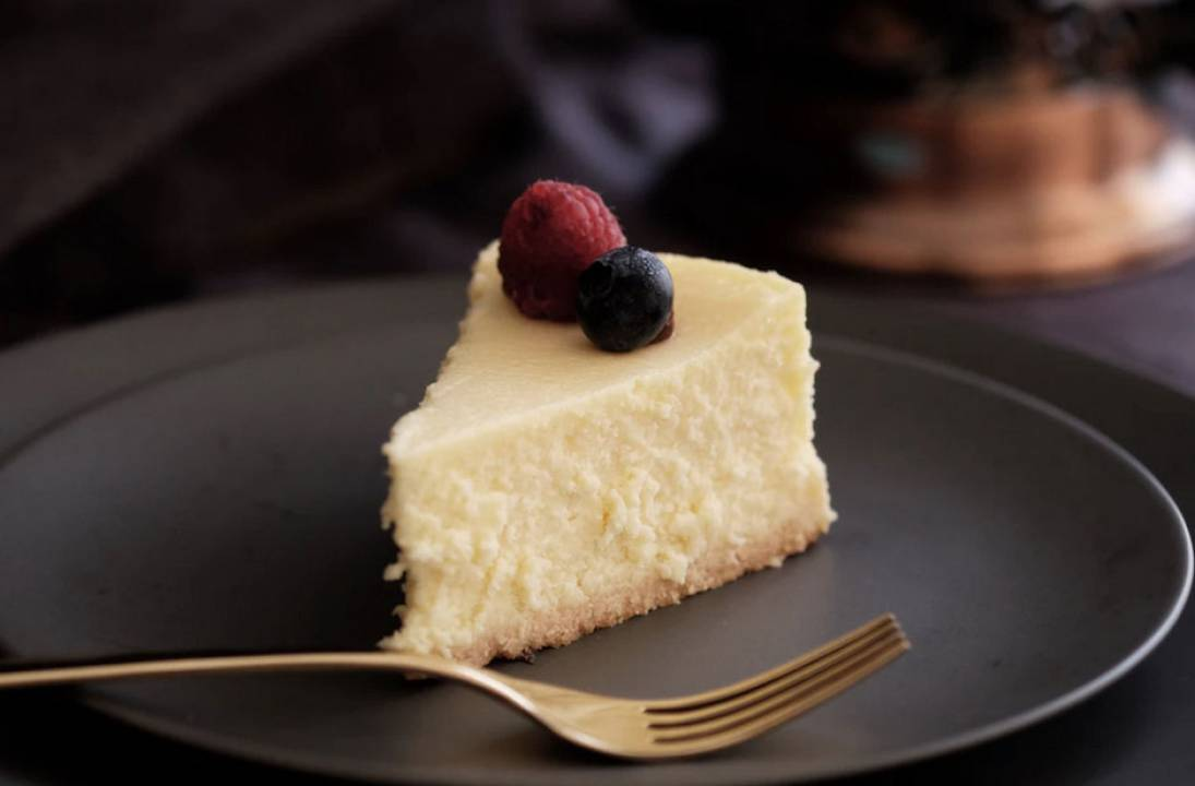 Cheesecake voted favourite as National Cake Day survey reveals Brits eat cake 2-3 times every week