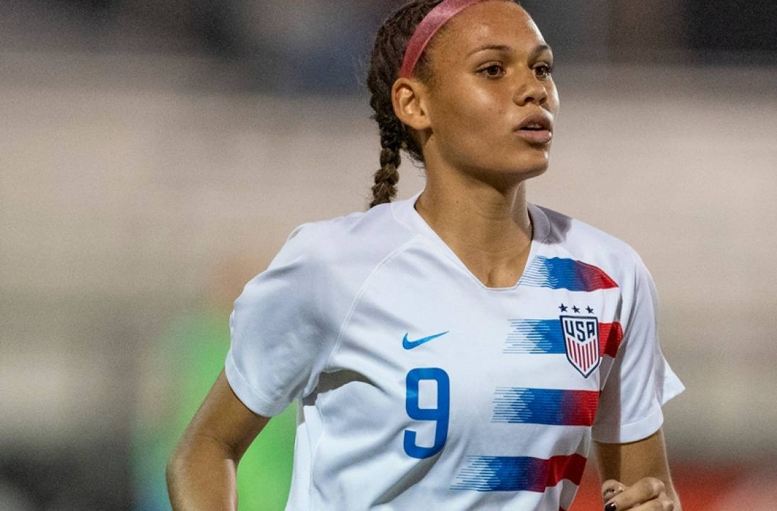 NBA legend Dennis Rodman's daughter Trinity drafted in NWSL