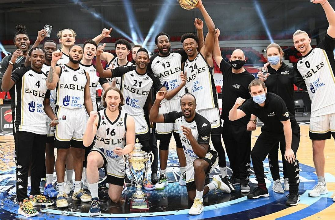 Eagles win dramatic BBL Cup Final