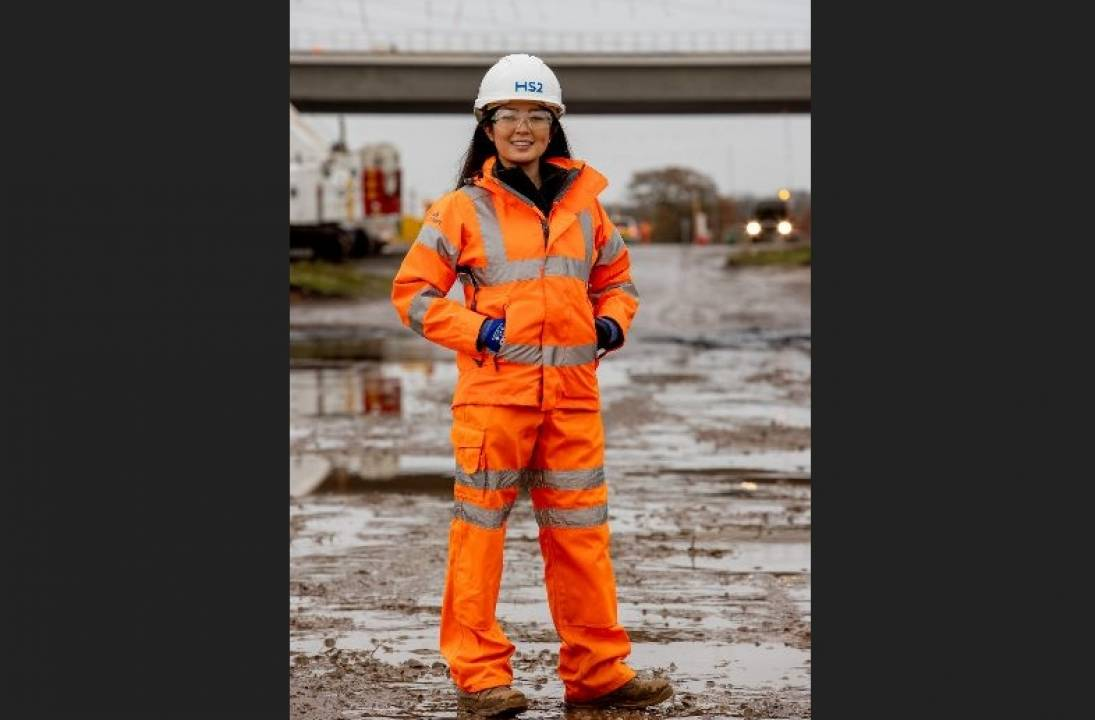 HS2 construction worker stars in 'Railway Heroes' museum exhibition