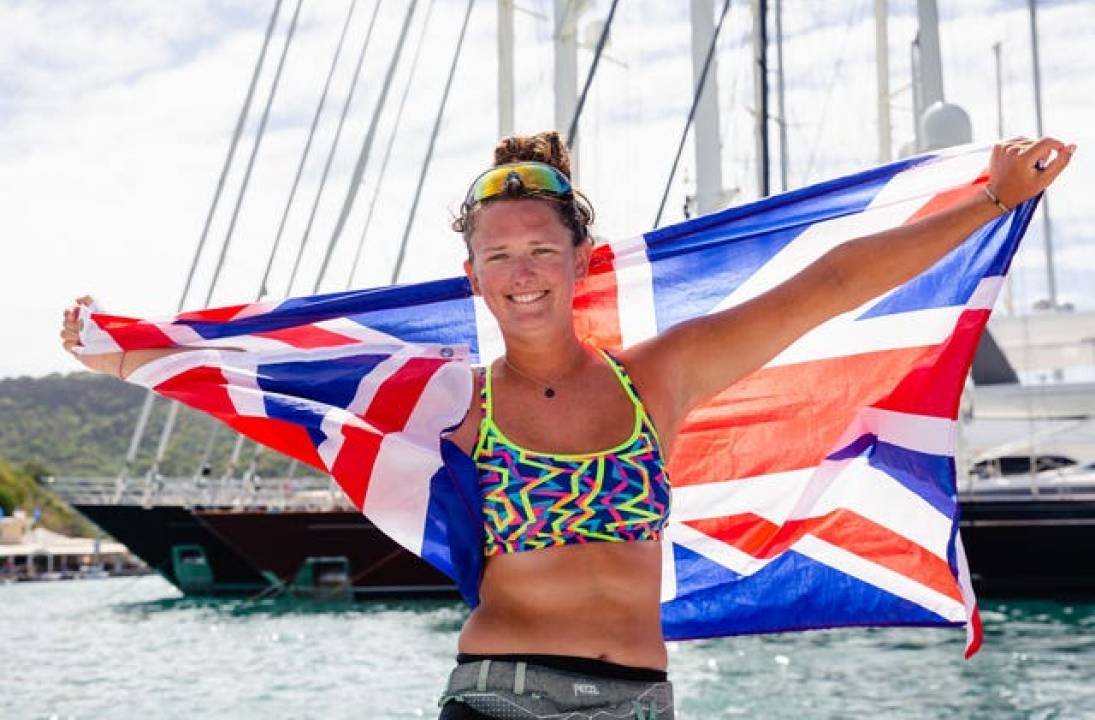 Teacher becomes the youngest solo female to row Atlantic