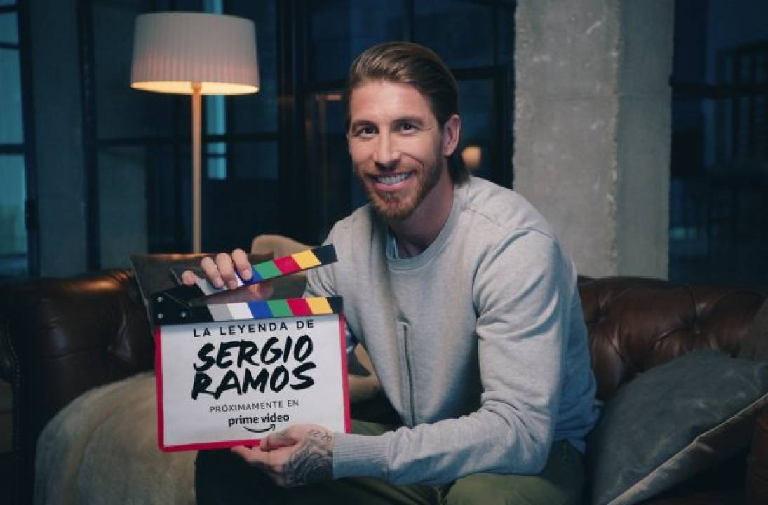 The Legend of Sergio Ramos launched on Amazon