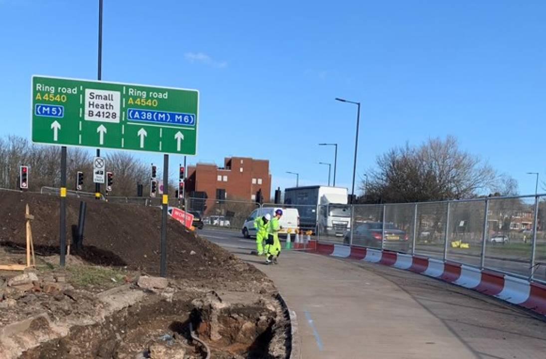 Works to begin on Sprint rapid bus route along A34 in north Birmingham