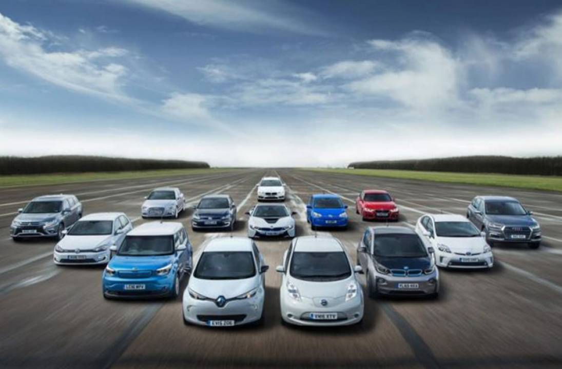 Electric shock! Diesel cars to be overtaken by electrics by July 2020