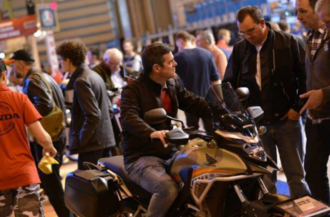 Competition - Win tickets to Motorcycle Live