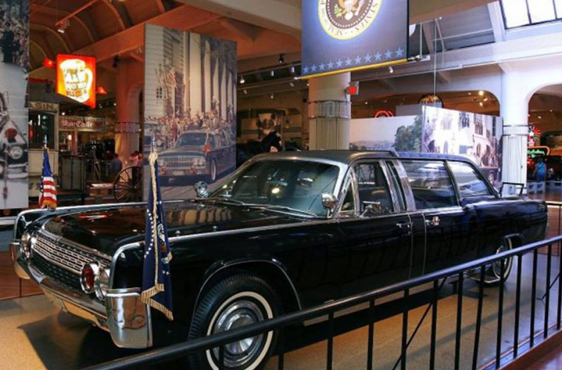 Showcasing the History of the Ford Motor Car