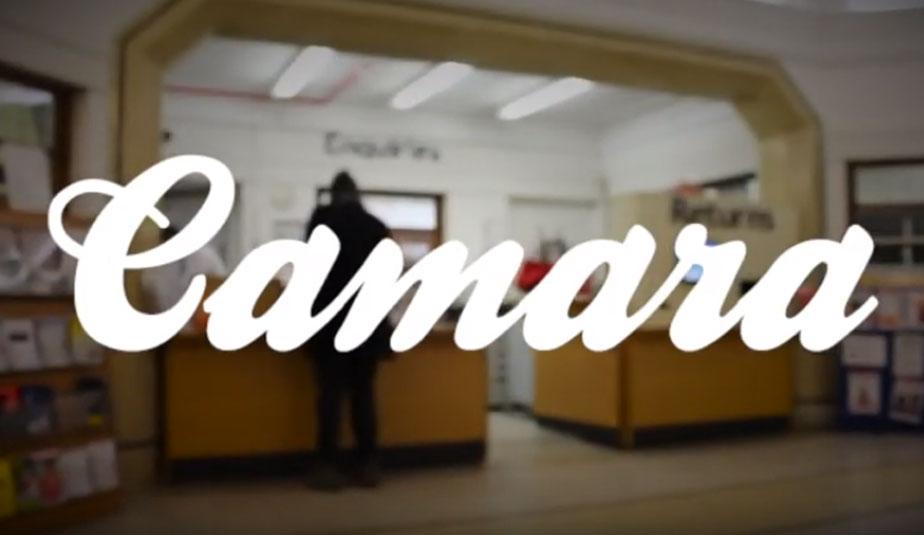 Camara – Holding On